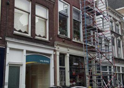 Restauratie monumentaal pand in Dordrecht